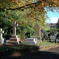 A peaceful resting place for the author of 'The Monk of Haldon'